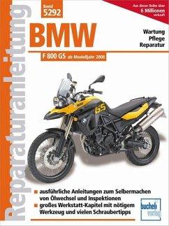 BMW F 800 GS ab Modelljahr 2008 - Schermer, Franz Josef