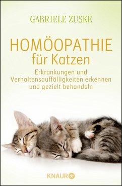 Homöopathie für Katzen - Zuske, Gabriele