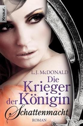 Buch-Reihe Die Krieger der Königin von L. J. McDonald