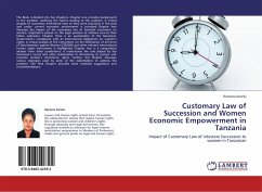 Customary Law of Succession and Women Economic Empowerment in Tanzania