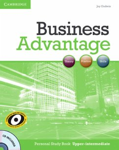 Business Advantage B2. Upper-Intermediate. Personal Study Book with Audio CD - Godwin, Joy
