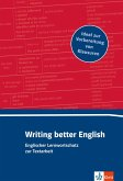 Writing better English A2-B2