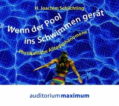 Wenn der Pool ins Schwimmen gerät, Audio-CD