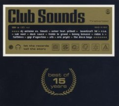 Club Sounds-Best Of 15 Years - Diverse