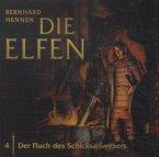 Der Fluch des Schicksalswebers / Die Elfen Bd.4 (1 Audio-CD)