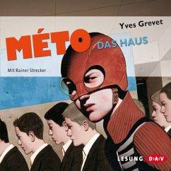 Das Haus / Méto Bd.1 (3 Audio-CDs) - Grevet, Yves