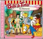 Das Ritterturnier / Bibi & Tina Bd.70 (1 Audio-CD)