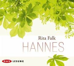 Hannes, 4 Audio-CDs - Falk, Rita