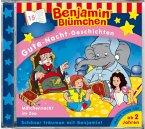 Benjamin Blümchen, Gute-Nacht-Geschichten - Die Märchennacht im Zoo, 1 Audio-CD