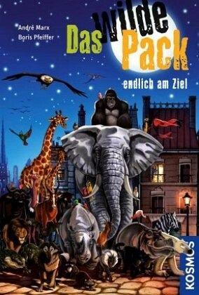 Buch-Reihe Das wilde Pack