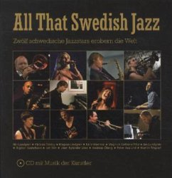 All That Swedish Jazz, m. Audio-CD - Schapowalow, Susanne