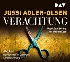 Verachtung / Carl Mørck. Sonderdezernat Q Bd.4 (6 Audio-CDs)