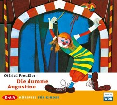 Die dumme Augustine, Audio-CD - Preußler, Otfried