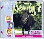 Wendy - Das Reiterspiele-Fest, 1 Audio-CD