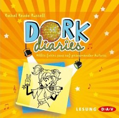 Nikkis (nicht ganz so) phänomenaler Auftritt / DORK Diaries Bd.3 (2 Audio-CDs) - Russell, Rachel R.