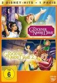 Der Glöckner von Notre Dame / Der Glöckner von Notre Dame 2 (2 Discs)