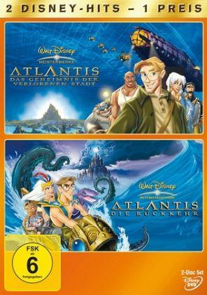 Atlantis – Das Geheimnis Der Verlorenen Stadt Stream