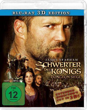 Schwerter des Königs - Dungeon Siege (Blu-ray 3D, Extended Director's Cut) - Statham,Jason/Liotta,Ray/Pearlman,Ron/Reynolds,B.