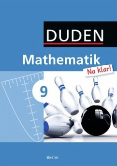 Mathematik Na klar! 9. Schuljahr. Schülerbuch S...