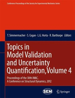 Topics in Model Validation and Uncertainty Quantification, Volume 4