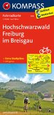 Kompass Fahrradkarte Hochschwarzwald, Freiburg im Breisgau / Kompass Fahrradkarten