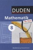 Mathematik Na klar! 8. Schuljahr. Schülerbuch Regionale Schule Mecklenburg-Vorpommern