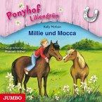 Millie und Mocca / Ponyhof Liliengrün Bd.10 (Audio-CD)