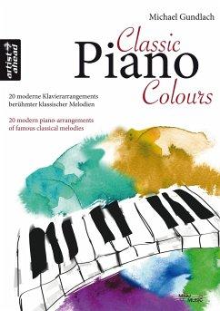 Classic Piano Colours - Gundlach, Michael