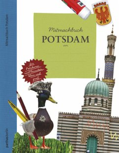 Mitmachbuch Potsdam