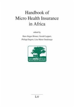 Handbook of Micro Health Insurance in Africa