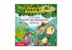 Das Gift der Königskobra / Das magische Baumhaus Bd.43 (1 Audio-CD)