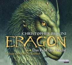 Das Erbe der Macht / Eragon Bd.4 (MP3-Download) - Paolini, Christopher