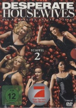 Desperate Housewives - Staffel 2: Die komplette zweite Staffel (7 Discs)