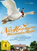 Nils Holgerssons wunderbare Reise, Teil 1-4 (3 Discs)