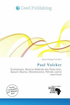 Paul Volcker - Herausgegeben von Toll, Aaron Philippe
