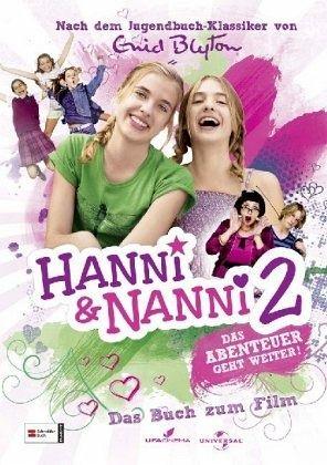 Hanni & Nanni 2 - Das Buch zum Film - Blyton, Enid