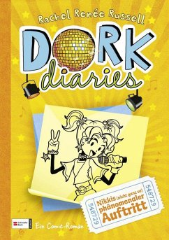 Nikkis (nicht ganz so) phänomenaler Auftritt / DORK Diaries Bd.3 - Russell, Rachel R.