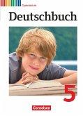 Deutschbuch 5. Schuljahr. Schülerbuch. Gymnasium Allgemeine Ausgabe