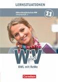 Wirtschaft für Fachoberschulen und Höhere Berufsfachschulen - W plus V - Höhere Berufsfachschule NRW 1: 11. Jahrgangsstufe. BWL mit Rechnungswesen