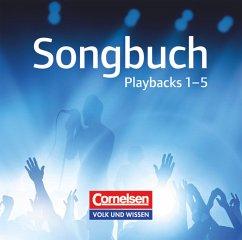 5 Audio-CDs / Songbuch, Neubearbeitung