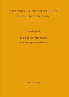 Die Götter von Abydos - Spiegel, Joachim