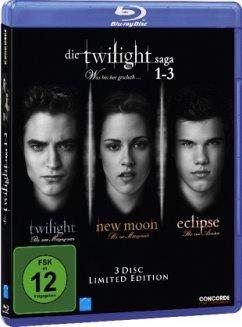 Die Twilight Saga 1-3 - Was bis(s)her geschah Limited Edition