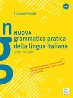 Nuova grammatica pratica della lingua italiana - Nocchi, Susanna