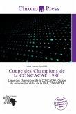 Coupe des Champions de la CONCACAF 1980
