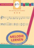 Melodie lernen, m. Audio-CD