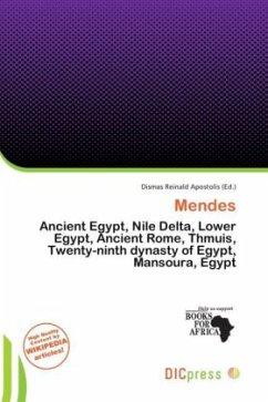 Mendes - Herausgegeben von Apostolis, Dismas Reinald