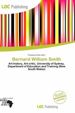 Bernard William Smith
