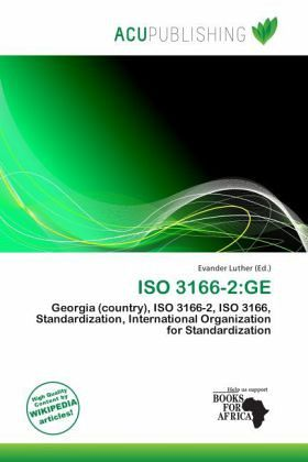 ISO 3166-2:GEISO 3166-2:GE