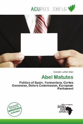 Abel Matutes