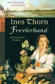 Frevlerhand / Die Verbrechen von Frankfurt Bd.4